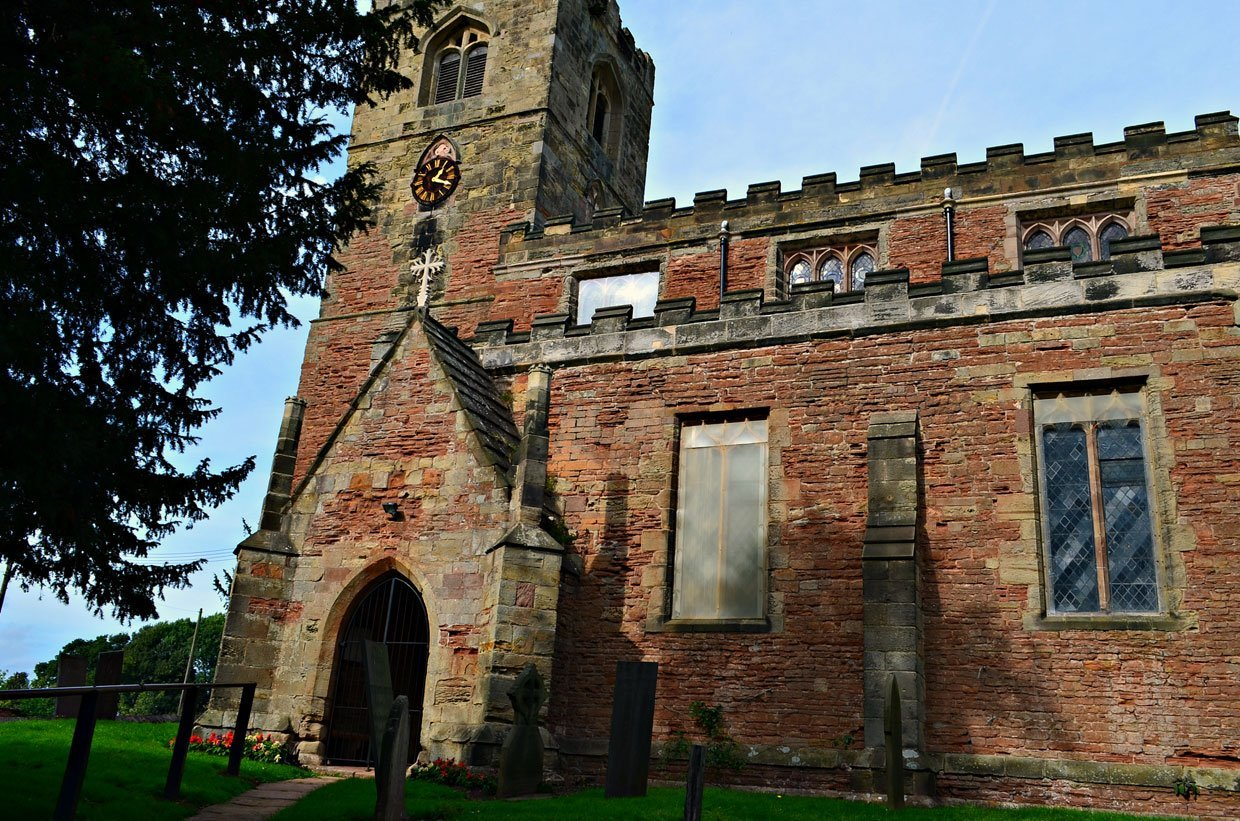 Strelley's-All-Saints-Church