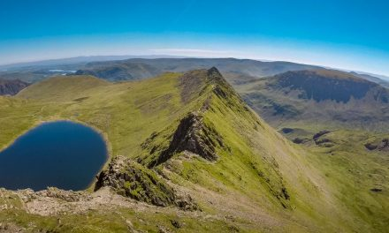 Hiking Striding Edge – Helvellyn's Famous Ridge Walk