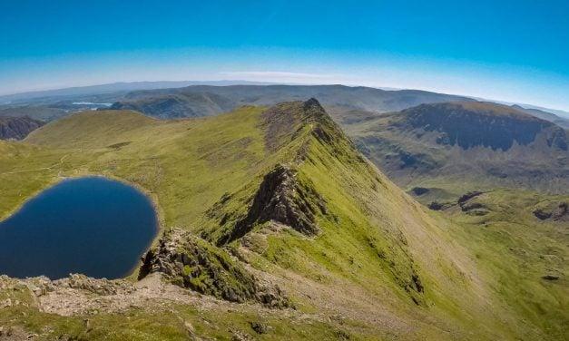 Hiking Striding Edge – Helvellyn's Famous Ridge Walk