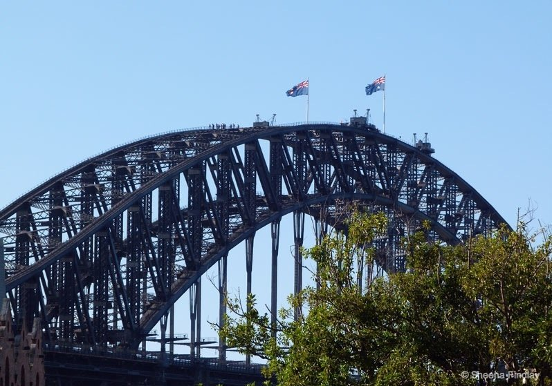 Sydney-Harbour-Bridge-Sydney A day in the heart of Sydney