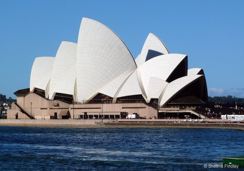 Sydney-Opera-House-Sydney A day in the heart of Sydney