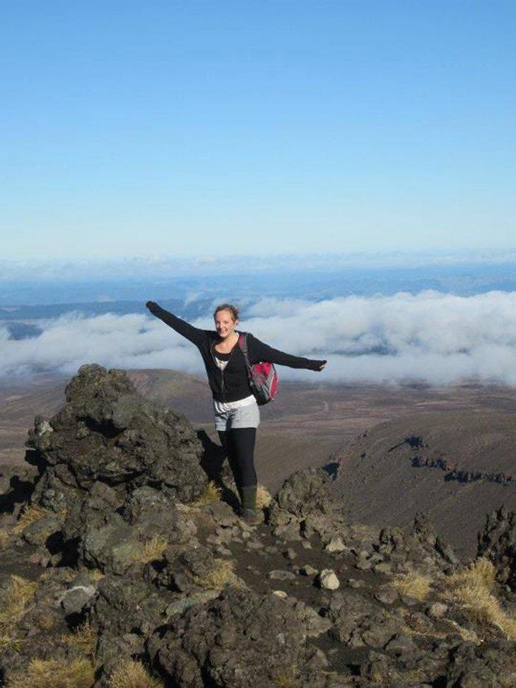 TC11 Trekking in Mordor – Tongariro National Park