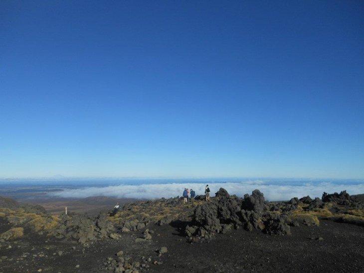 TC2 Trekking in Mordor – Tongariro National Park