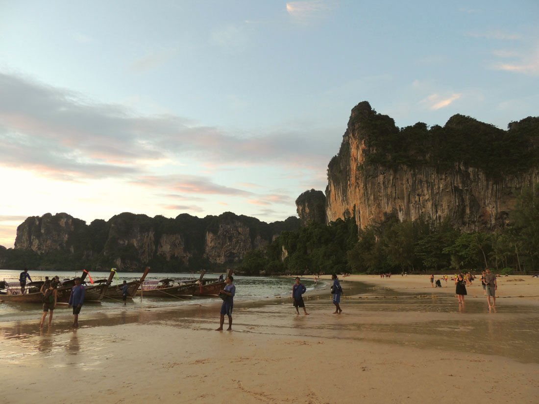 Thailand - Railay Beach Vibes