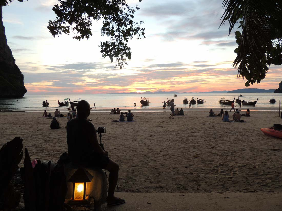 Thailand-Railay-Beach-7 Thailand - Railay Beach Vibes