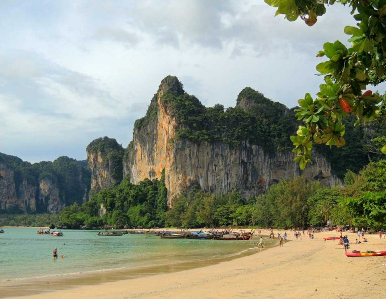 Thailand – Railay Beach Vibes