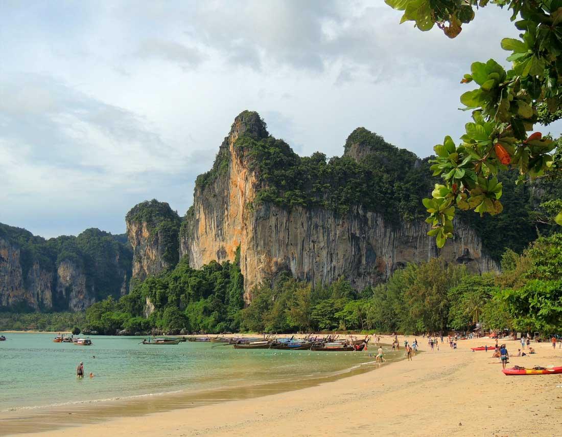 Thailand - Railay Beach Vibes 1