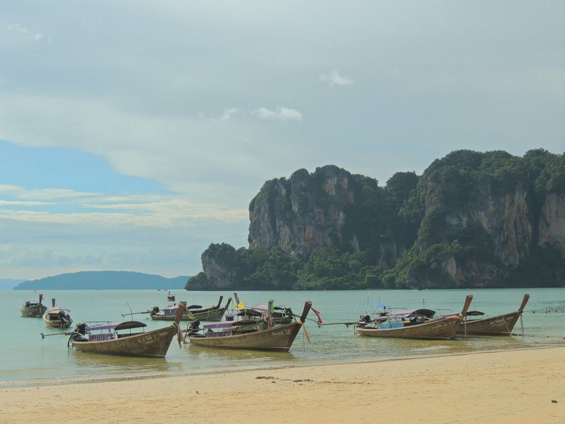 Thailand-Railay-Beach Thailand - Railay Beach Vibes