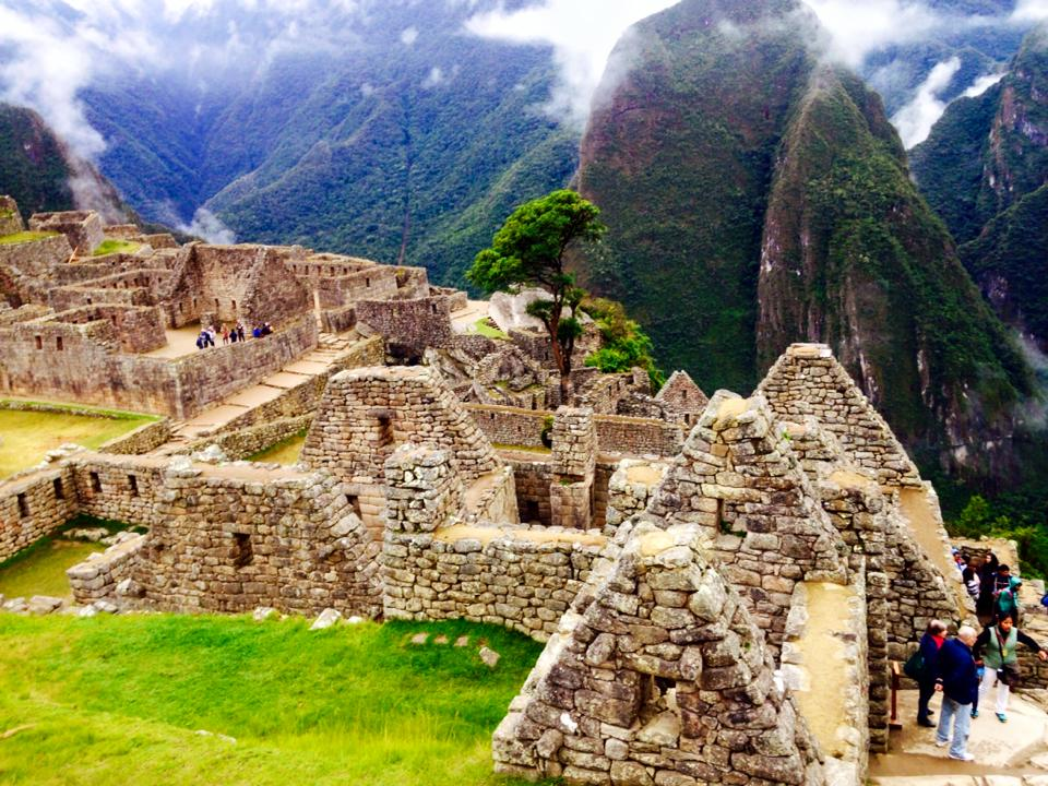 The city itself_Machu Picchu