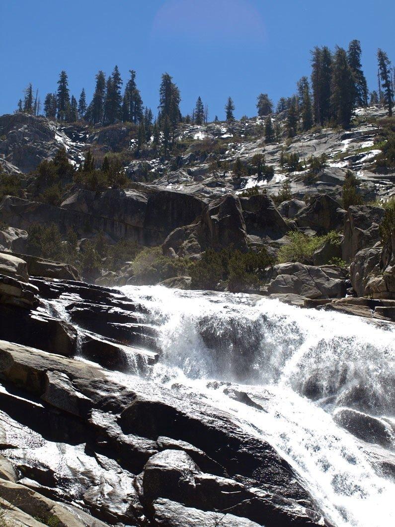 Tokopah-7 Tokopah Falls – Sequoia National Park