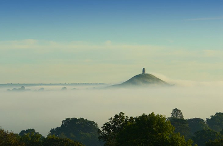 Little Hill With Big Legends – Glastonbury Tor