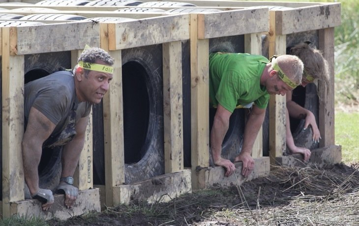 Total Warrior Blog 1 2 edenvalley The Total Warrior Challenge: Endurance and Fun at Shap Abbey