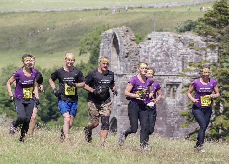 Total Warrior Blog 1 3 edenvalley The Total Warrior Challenge: Endurance and Fun at Shap Abbey