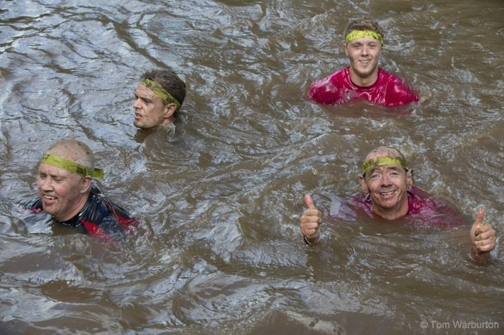 The Total Warrior Challenge: Endurance and Fun at Shap Abbey