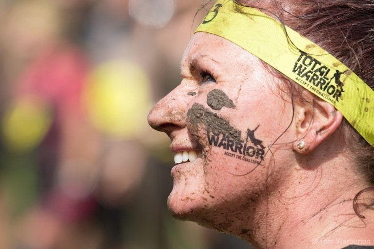 Total Warrior Blog 1 8 edenvalley The Total Warrior Challenge: Endurance and Fun at Shap Abbey