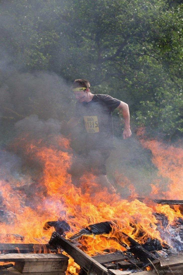 Total Warrior Blog 1 9 edenvalley The Total Warrior Challenge: Endurance and Fun at Shap Abbey