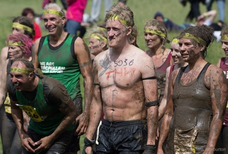 Total Warrior Blog 2 Muscles Men 3 edenvalley The Total Warrior Challenge: Endurance and Fun at Shap Abbey