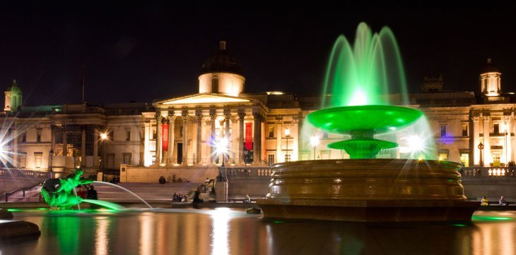 Trafalgar Square Intoxicated By London With Marianne Knight