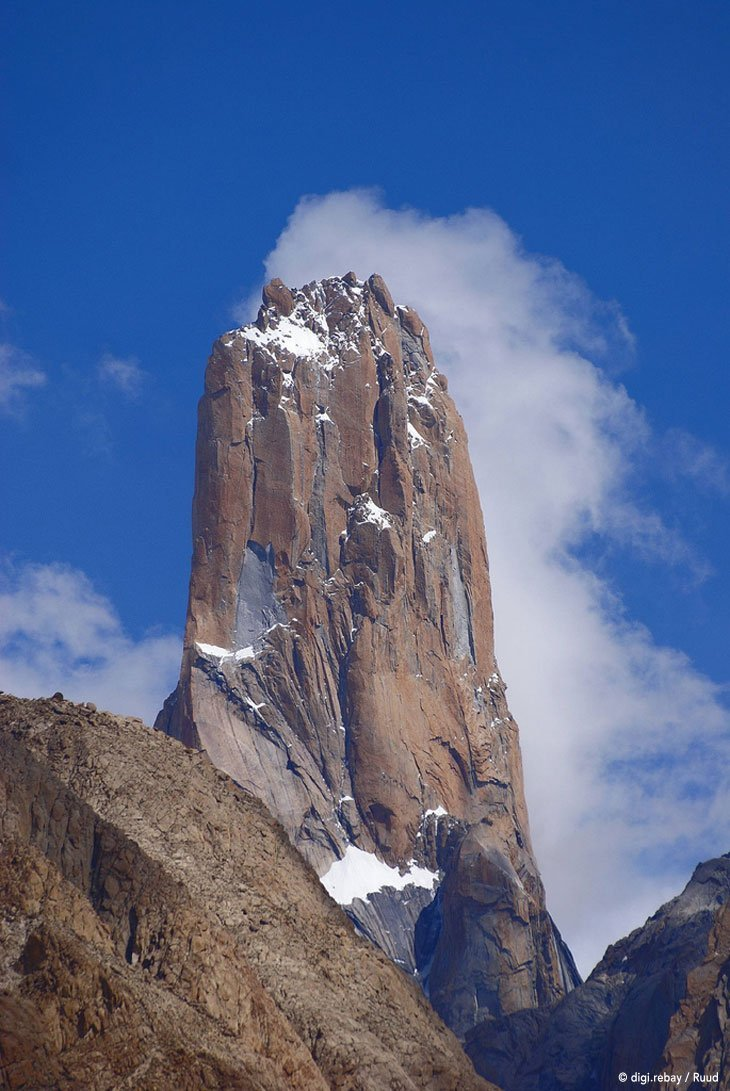 Great Tower of Trango Towers