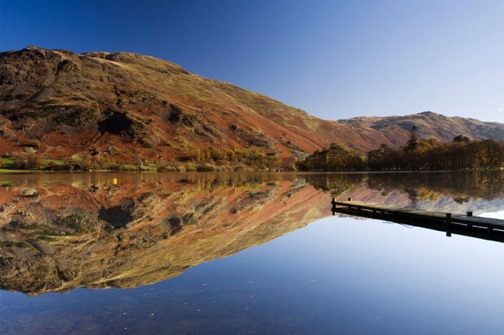 Ullswater1 Beautiful Britain – A Glen, Lake and a Beach