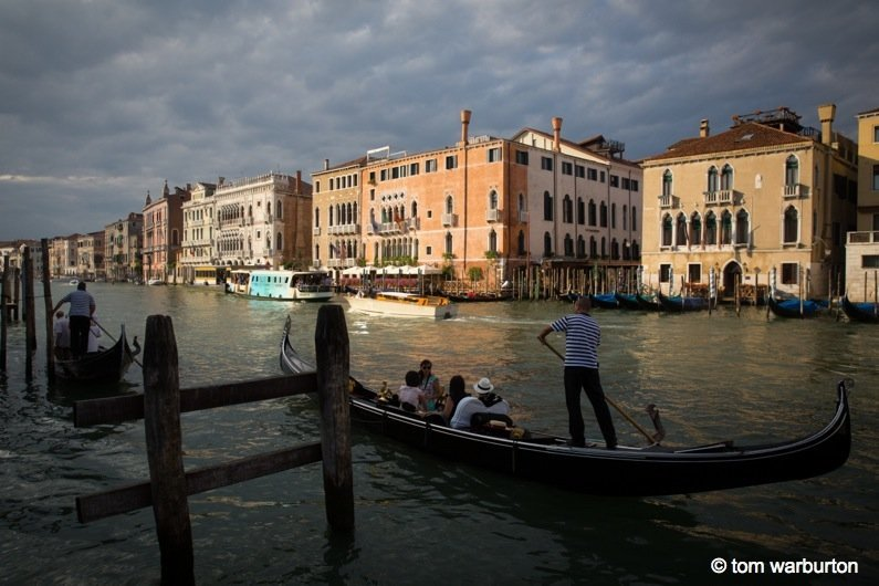 A classic stay in Venice