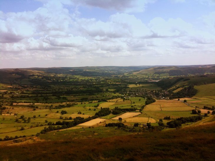 English Hills – Look Out, Look Down and Wander Around 1