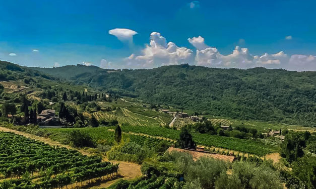 Honeymooning in Tuscany