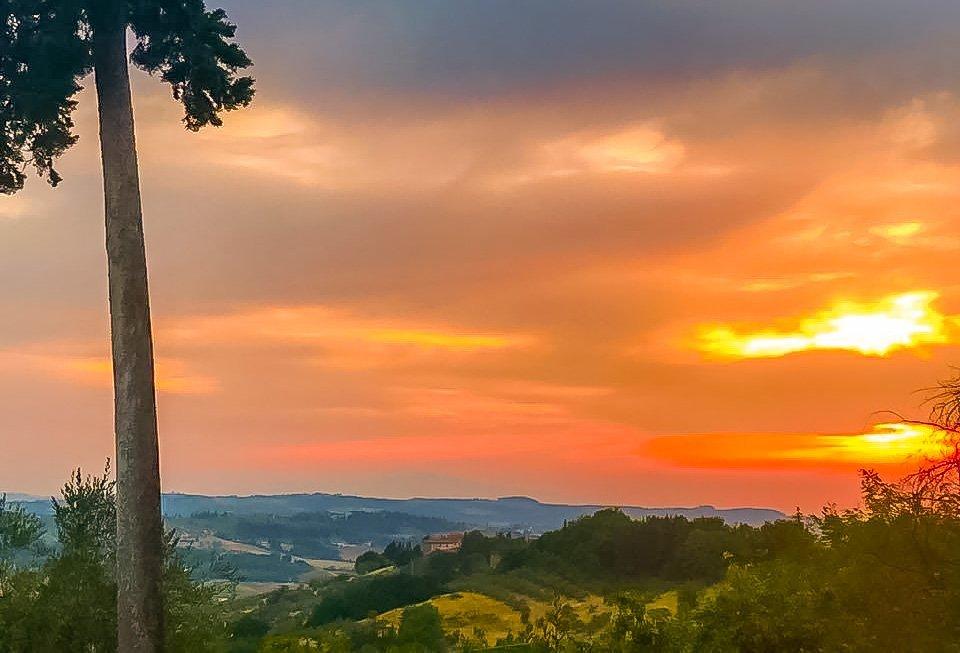Villa-Il-Poggiale-6 Honeymooning in Tuscany