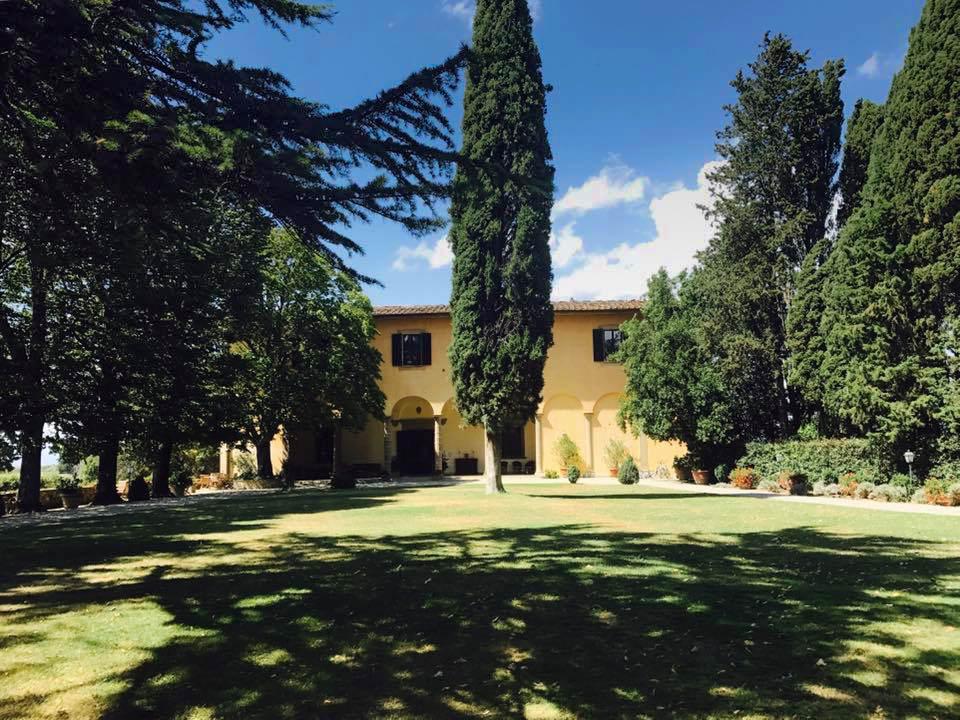 Villa-Il-Poggiale-7 Honeymooning in Tuscany