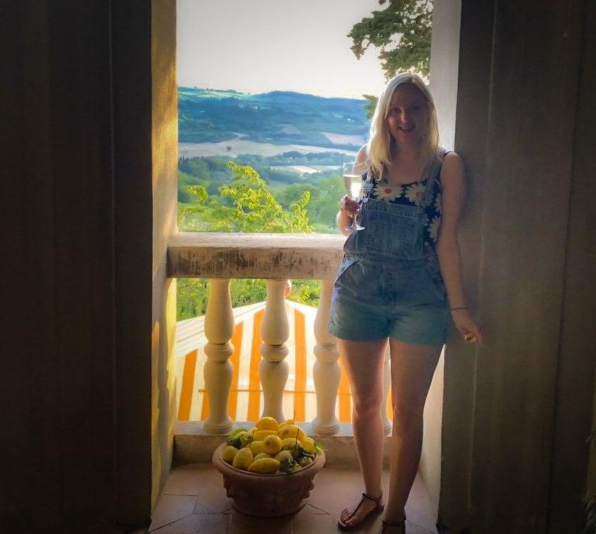 Villa-Il-Poggiale-8 Honeymooning in Tuscany