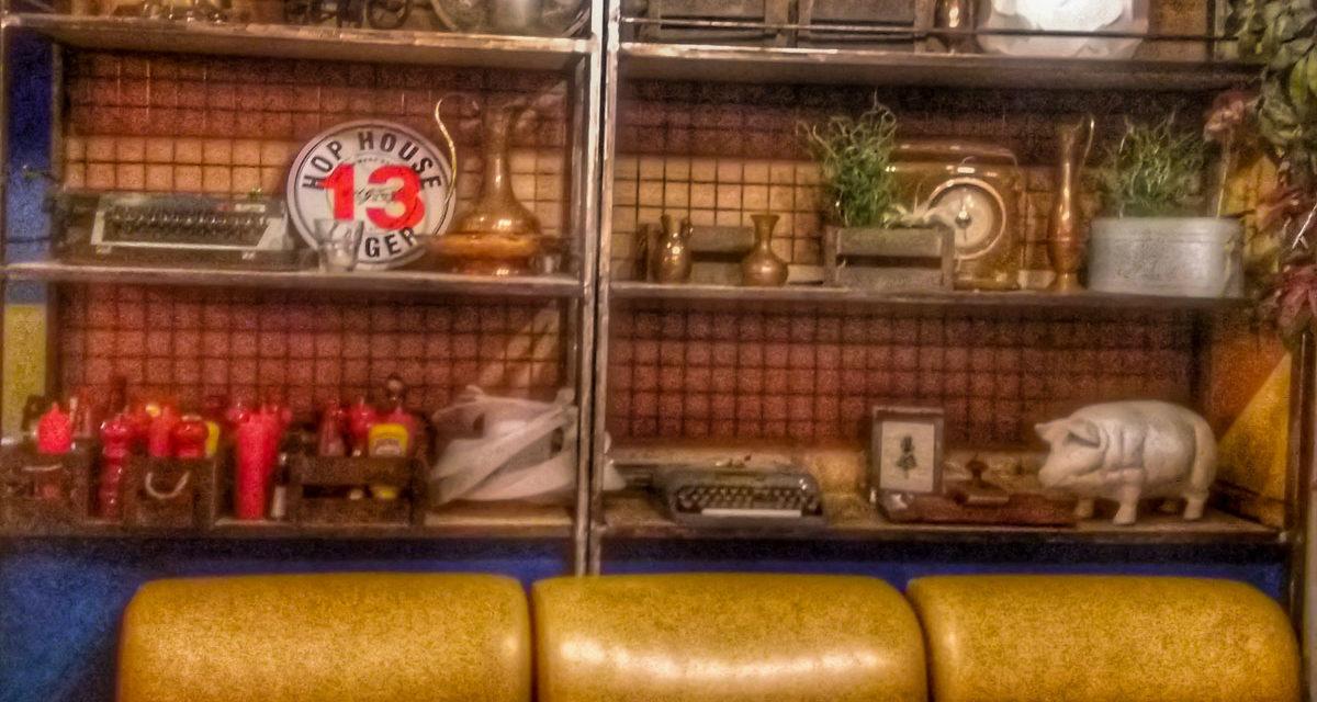 Nottingham – Boozy Bones Bar and Grill