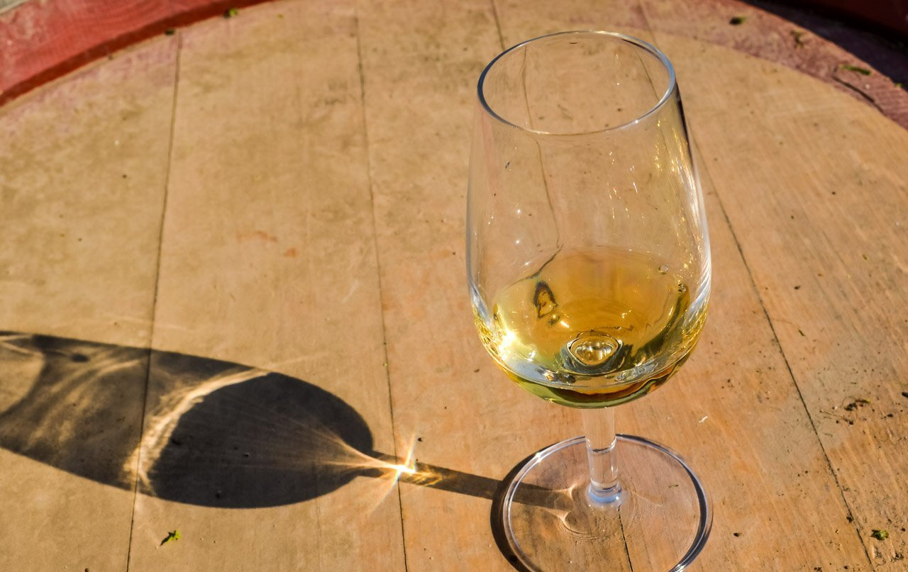 White-Ice-Wine Ice Wine Tasting – Lakeview Wine Co,  Niagara-on-the-lake, Canada