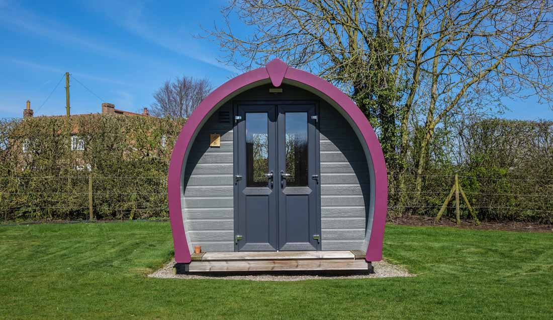 York Holiday & Cycle Stop - Glamping Great For All