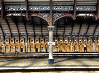 York Railway Station - Enjoy The Grandeur