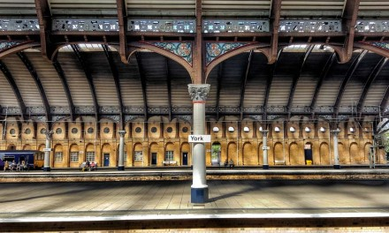 York Railway Station – Enjoy The Grandeur
