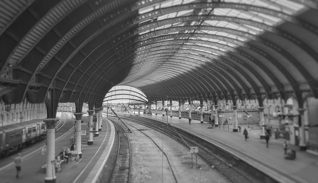 York-Station York Railway Station - Enjoy The Grandeur