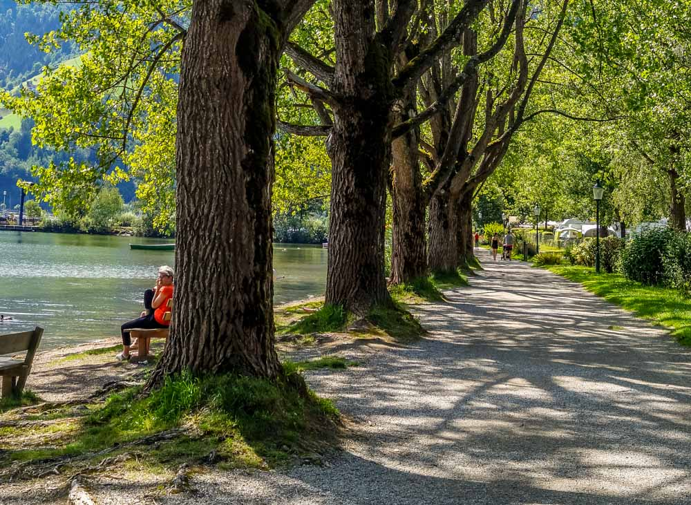Zell am See, Austria – A Walk Around Lake Zell