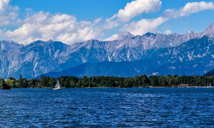 Zell am See, Austria – A Walk Around Lake Zell