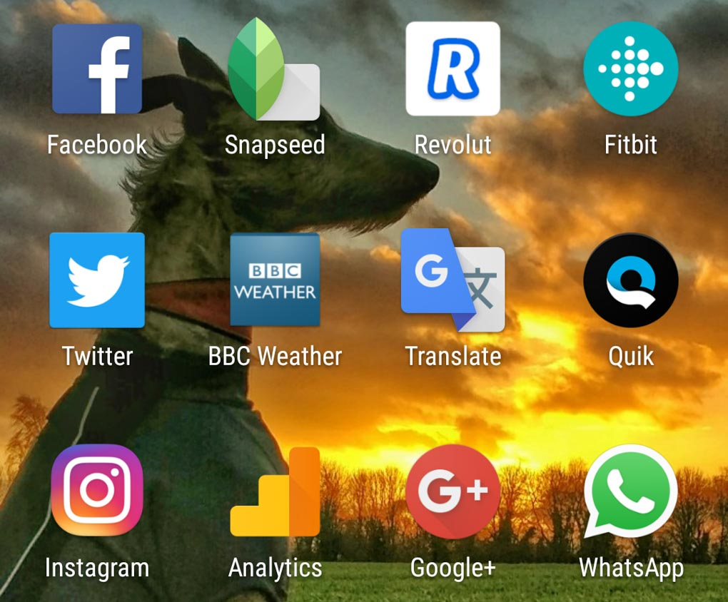 The Top 5 Apps For My Travels 1