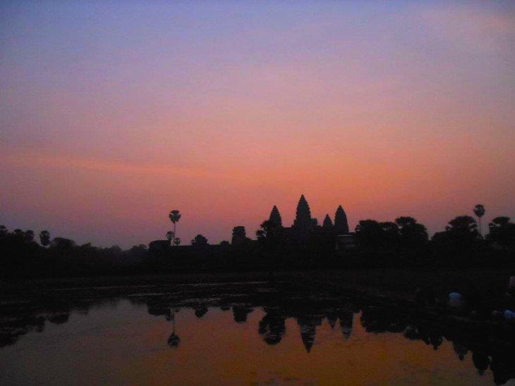 Angkor Wat – The Ancient Temple City Of Cambodia