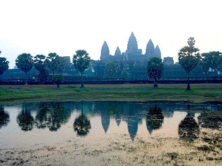 Angkor Wat - The Ancient Temple City of Cambodia