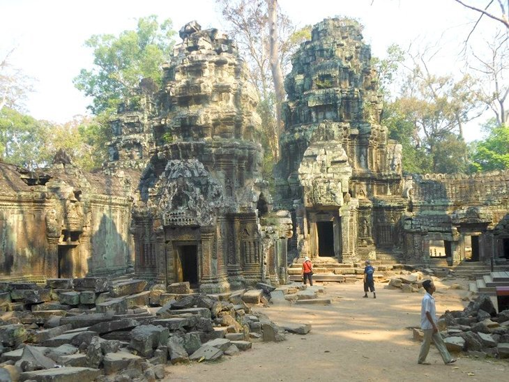aw14 Angkor Wat – The Ancient Temple City Of Cambodia