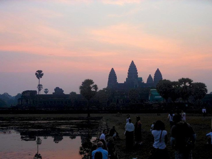 aw8 Angkor Wat – The Ancient Temple City Of Cambodia
