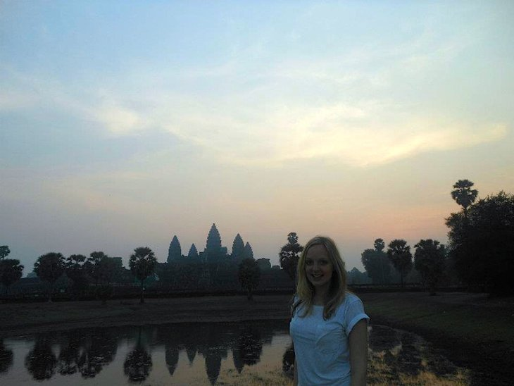 aw9 Angkor Wat   The Ancient Temple City Of Cambodia