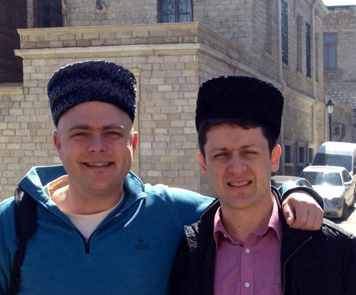 azerbaijan-hat2 Azerbaijan and The BaldHiker's New Head of Hair [The Full Story]