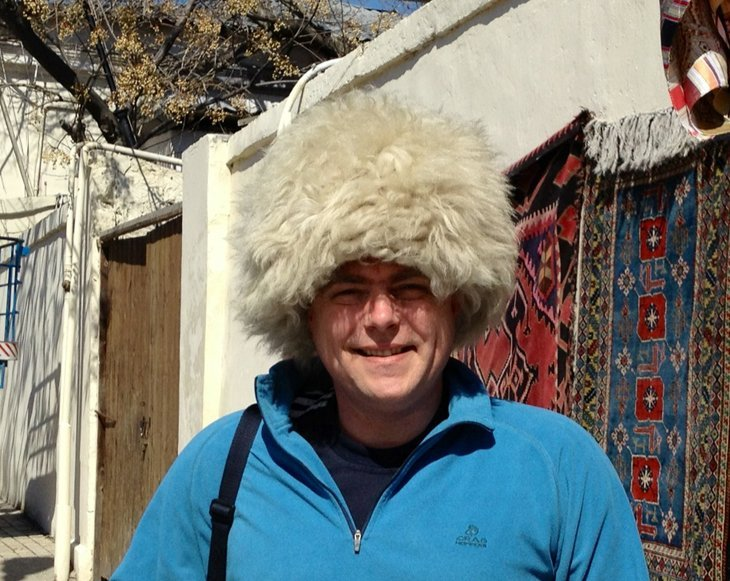 azerbaijan-hat3 Azerbaijan and The BaldHiker's New Head of Hair [The Full Story]