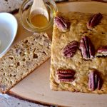 Spiced Banana Bread with Pecans