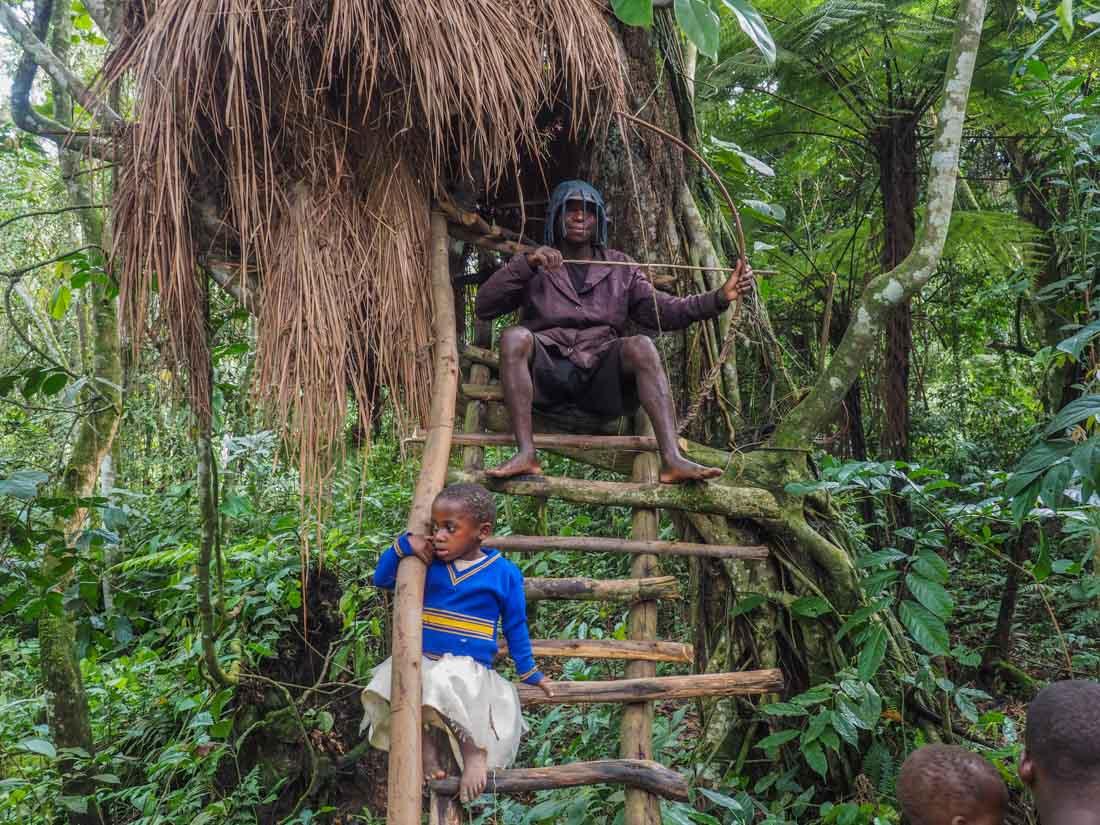 batwa-pygmies-11 Time with the Batwa People of Bwindi Impenetrable Rainforest