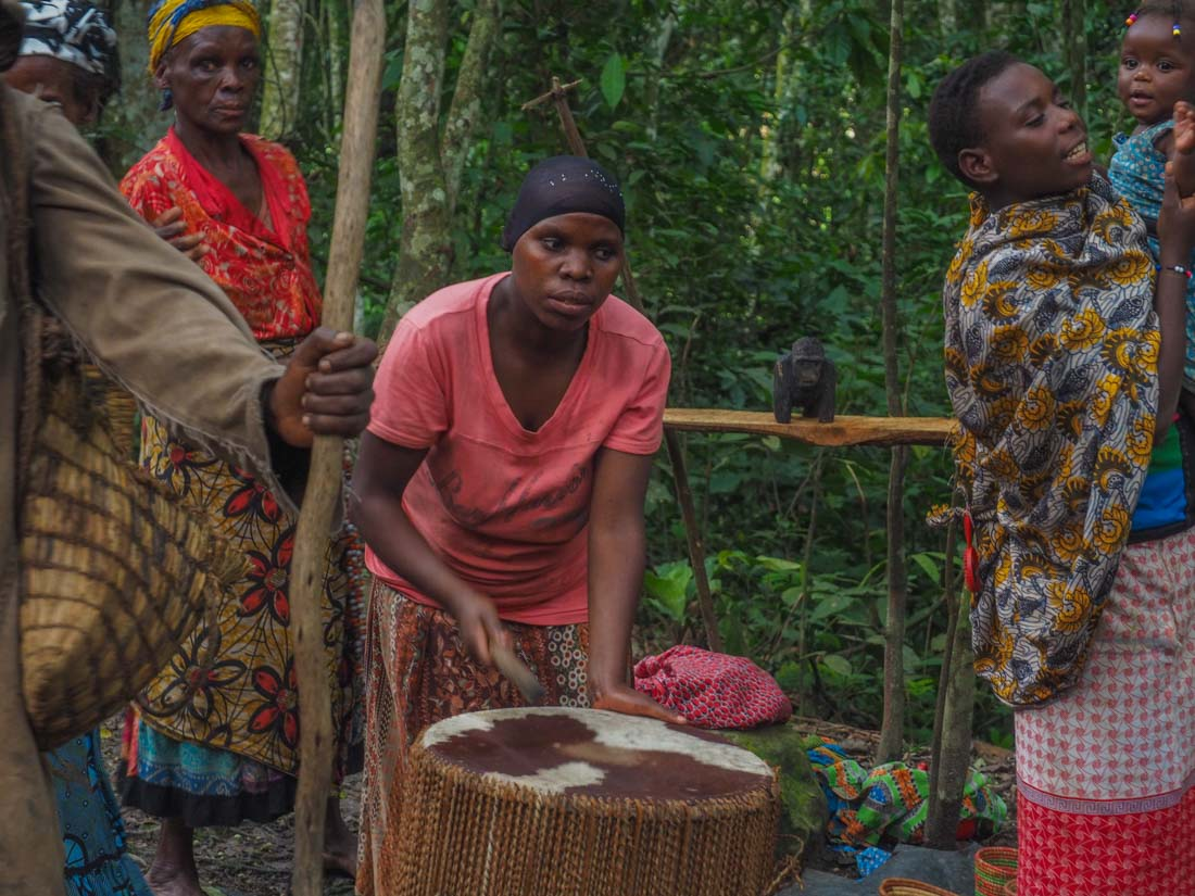 batwa-pygmies-13 Time with the Batwa People of Bwindi Impenetrable Rainforest