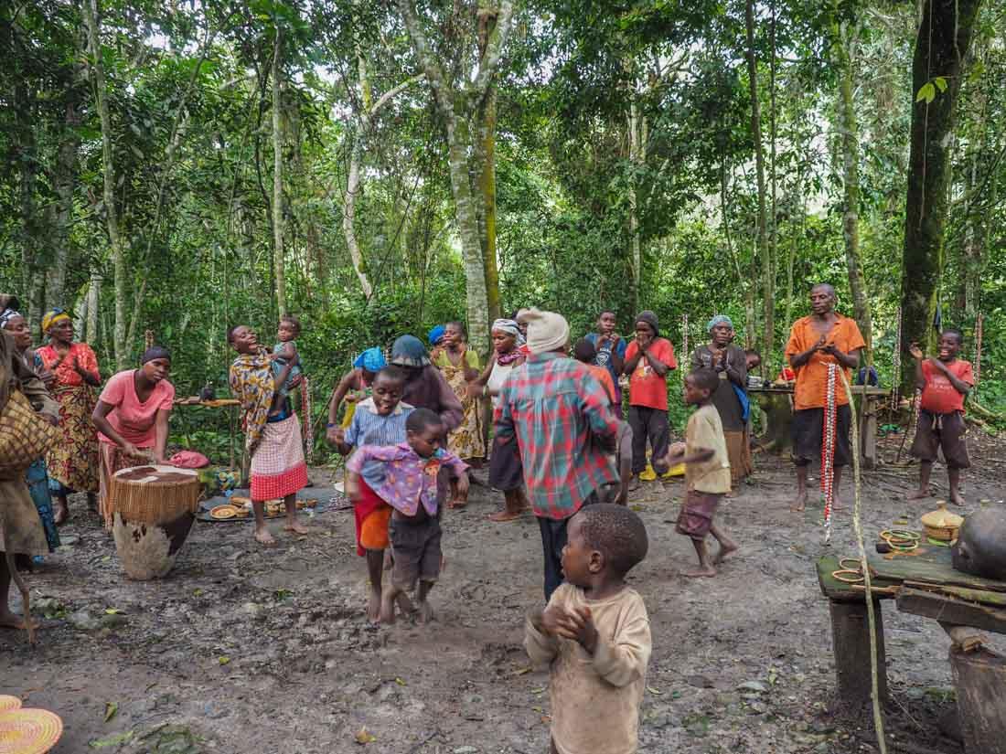batwa-pygmies-14 Time with the Batwa People of Bwindi Impenetrable Rainforest